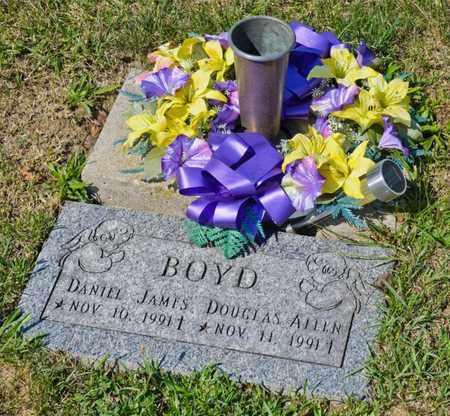 BOYD, DOUGLAS ALLEN - Richland County, Ohio | DOUGLAS ALLEN BOYD - Ohio Gravestone Photos