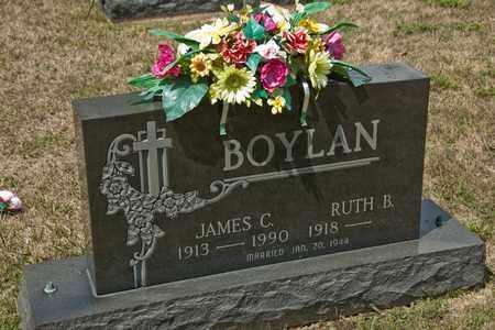 BOYLAN, JAMES C - Richland County, Ohio | JAMES C BOYLAN - Ohio Gravestone Photos