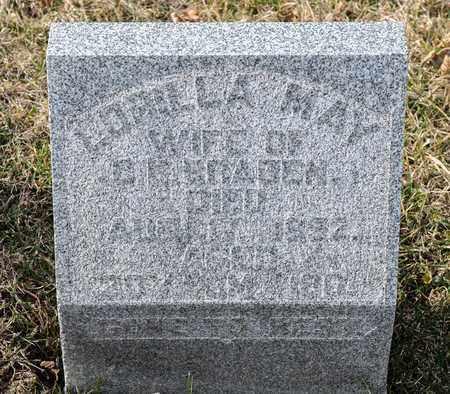 BRADEN, LORILLA MAY - Richland County, Ohio   LORILLA MAY BRADEN - Ohio Gravestone Photos