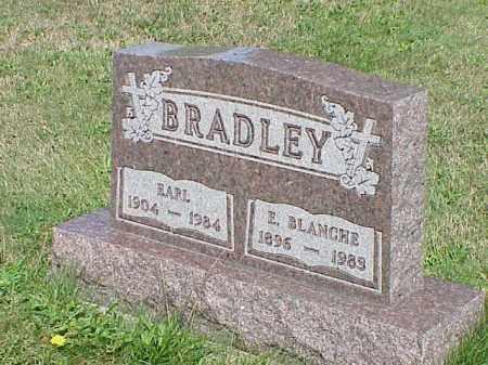 BRADLEY, EARL - Richland County, Ohio | EARL BRADLEY - Ohio Gravestone Photos