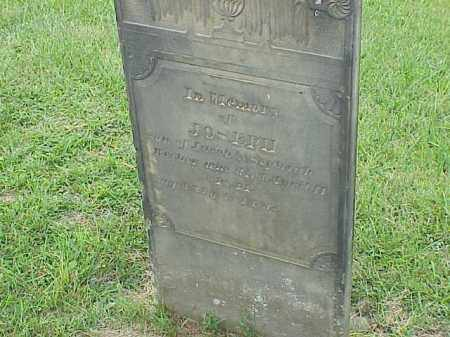 BRICKER, JOSEPH - Richland County, Ohio | JOSEPH BRICKER - Ohio Gravestone Photos