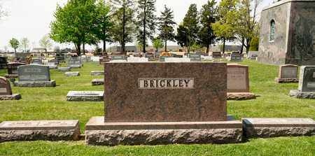 BRICKLEY, ROBERT B - Richland County, Ohio | ROBERT B BRICKLEY - Ohio Gravestone Photos