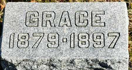 BRIGGS, GRACE - Richland County, Ohio | GRACE BRIGGS - Ohio Gravestone Photos