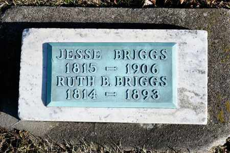 BRIGGS, RUTH B - Richland County, Ohio | RUTH B BRIGGS - Ohio Gravestone Photos