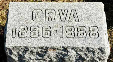 BRIGGS, ORVA - Richland County, Ohio | ORVA BRIGGS - Ohio Gravestone Photos