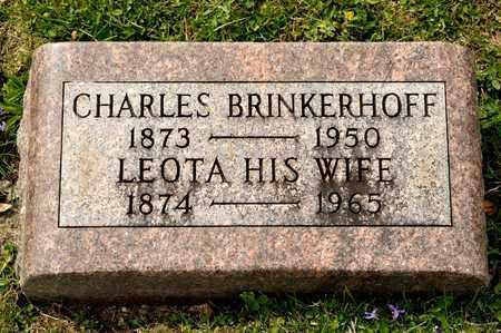 BRINKERHOFF, CHARLES - Richland County, Ohio | CHARLES BRINKERHOFF - Ohio Gravestone Photos