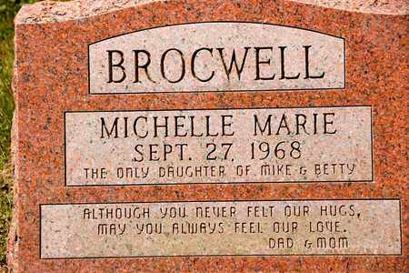 BROCWELL, MICHELLE MARIE - Richland County, Ohio | MICHELLE MARIE BROCWELL - Ohio Gravestone Photos
