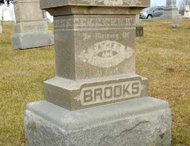 BROOKS, MARY C - Richland County, Ohio | MARY C BROOKS - Ohio Gravestone Photos