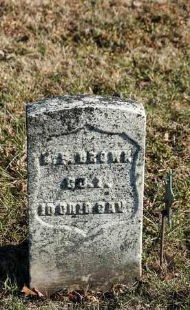 BROWN, GEORGE F - Richland County, Ohio | GEORGE F BROWN - Ohio Gravestone Photos