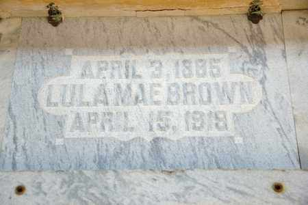 BROWN, LULA MAE - Richland County, Ohio | LULA MAE BROWN - Ohio Gravestone Photos