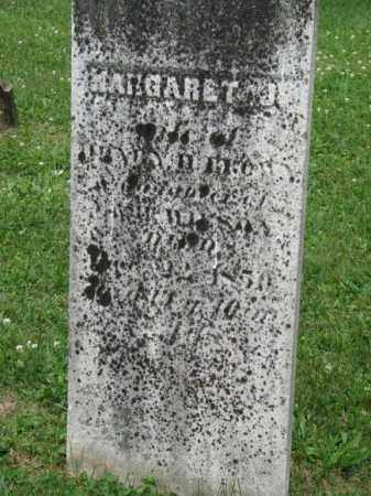 BROWN, MARGARET J. - Richland County, Ohio | MARGARET J. BROWN - Ohio Gravestone Photos