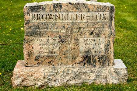 FOX, VERA P - Richland County, Ohio | VERA P FOX - Ohio Gravestone Photos