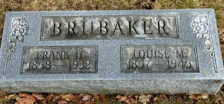 BRUBAKER, LOUISE M - Richland County, Ohio | LOUISE M BRUBAKER - Ohio Gravestone Photos