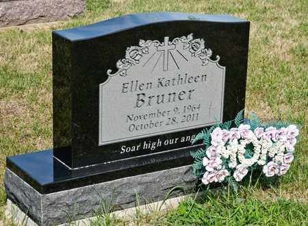 BRUNER, ELLEN KATHLEEN - Richland County, Ohio | ELLEN KATHLEEN BRUNER - Ohio Gravestone Photos