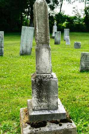 BUCHER, JOHN - Richland County, Ohio | JOHN BUCHER - Ohio Gravestone Photos