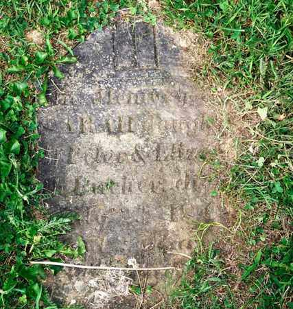 BUCHER, SARAH - Richland County, Ohio | SARAH BUCHER - Ohio Gravestone Photos