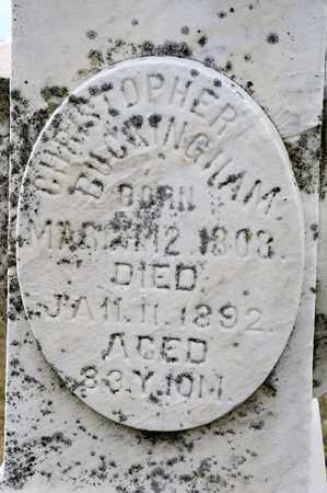 BUCKINGHAM, CHRISTOPHER - Richland County, Ohio   CHRISTOPHER BUCKINGHAM - Ohio Gravestone Photos