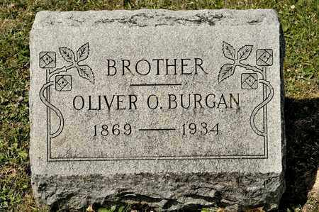 BURGAN, OLIVER O - Richland County, Ohio | OLIVER O BURGAN - Ohio Gravestone Photos