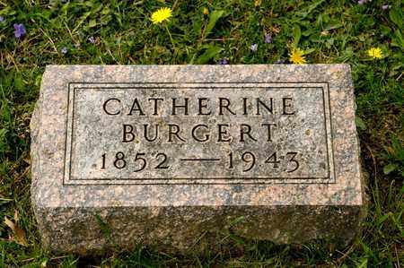BURGERT, CATHERINE - Richland County, Ohio | CATHERINE BURGERT - Ohio Gravestone Photos