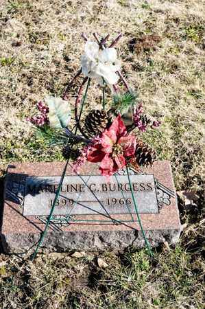 BURGESS, ADELINE C - Richland County, Ohio | ADELINE C BURGESS - Ohio Gravestone Photos