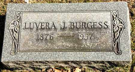 BURGESS, LUVERA J - Richland County, Ohio | LUVERA J BURGESS - Ohio Gravestone Photos