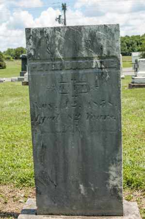 BURGOYNE, PETER - Richland County, Ohio | PETER BURGOYNE - Ohio Gravestone Photos