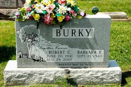 BURKY, ROBERT C - Richland County, Ohio | ROBERT C BURKY - Ohio Gravestone Photos
