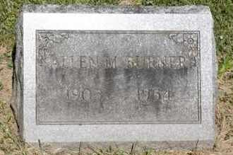 BURNER, ALLEN M - Richland County, Ohio | ALLEN M BURNER - Ohio Gravestone Photos