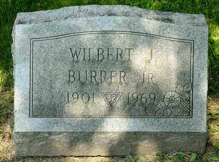 BURRER JR, WILBERT J - Richland County, Ohio | WILBERT J BURRER JR - Ohio Gravestone Photos