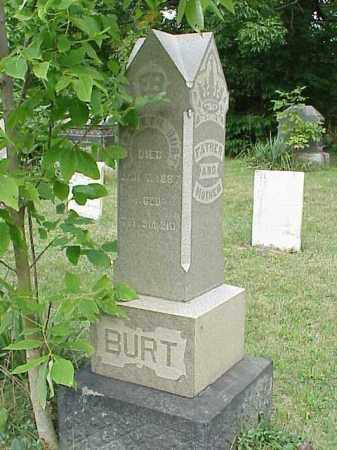BURT, EBENEZER - Richland County, Ohio | EBENEZER BURT - Ohio Gravestone Photos