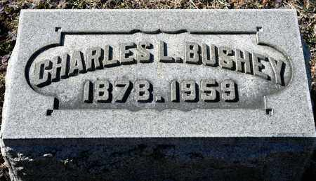 BUSHEY, CHARLES L - Richland County, Ohio | CHARLES L BUSHEY - Ohio Gravestone Photos