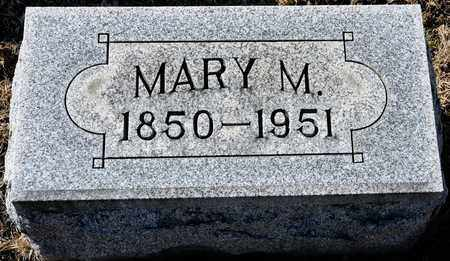 BUSHEY, MARY M - Richland County, Ohio | MARY M BUSHEY - Ohio Gravestone Photos