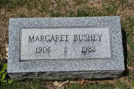 BUSHEY, MARGARET - Richland County, Ohio | MARGARET BUSHEY - Ohio Gravestone Photos