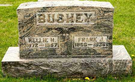 BUSHEY, NELLIE H - Richland County, Ohio | NELLIE H BUSHEY - Ohio Gravestone Photos