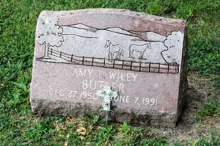 WILEY BUTLER, AMY L - Richland County, Ohio | AMY L WILEY BUTLER - Ohio Gravestone Photos