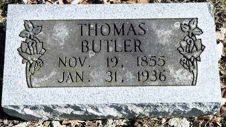 BUTLER, THOMAS - Richland County, Ohio | THOMAS BUTLER - Ohio Gravestone Photos