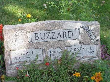 BUZZARD, IDA I. - Richland County, Ohio | IDA I. BUZZARD - Ohio Gravestone Photos