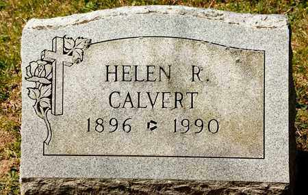 CALVERT, HELEN R - Richland County, Ohio | HELEN R CALVERT - Ohio Gravestone Photos