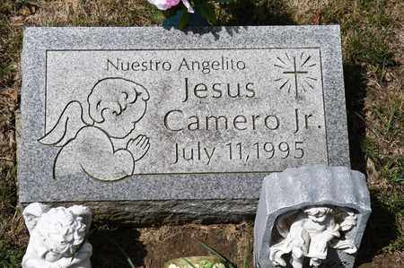 CAMERO JR, JESUS - Richland County, Ohio | JESUS CAMERO JR - Ohio Gravestone Photos