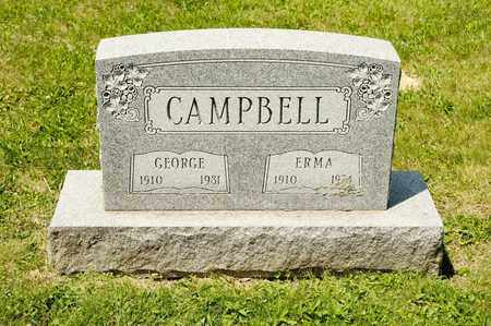 CAMPBELL, GEORGE - Richland County, Ohio | GEORGE CAMPBELL - Ohio Gravestone Photos