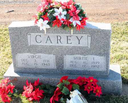 CAREY, MIRTIE L - Richland County, Ohio | MIRTIE L CAREY - Ohio Gravestone Photos