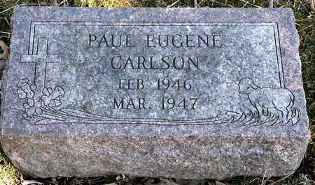 CARLSON, PAUL EUGENE - Richland County, Ohio | PAUL EUGENE CARLSON - Ohio Gravestone Photos