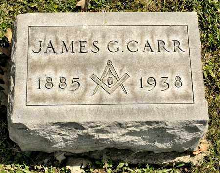 CARR, JAMES G - Richland County, Ohio | JAMES G CARR - Ohio Gravestone Photos