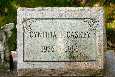 CASKEY, CYNTHIA L - Richland County, Ohio | CYNTHIA L CASKEY - Ohio Gravestone Photos