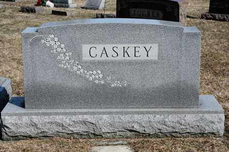 CASKEY SR, FRED R - Richland County, Ohio | FRED R CASKEY SR - Ohio Gravestone Photos