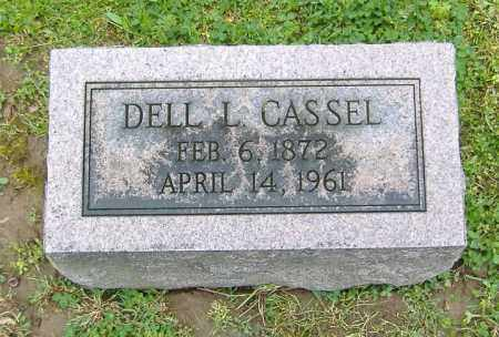 CASSEL, DELL L. - Richland County, Ohio | DELL L. CASSEL - Ohio Gravestone Photos