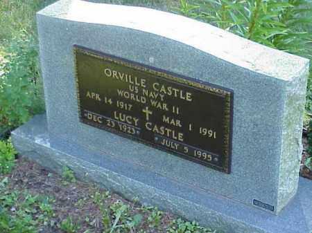 CASTLE, ORVILLE - Richland County, Ohio | ORVILLE CASTLE - Ohio Gravestone Photos