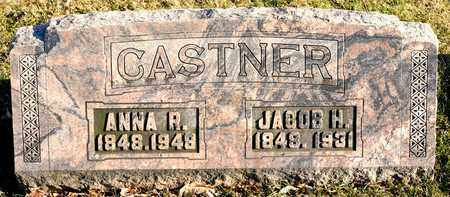 CASTNER, JACOB H - Richland County, Ohio | JACOB H CASTNER - Ohio Gravestone Photos