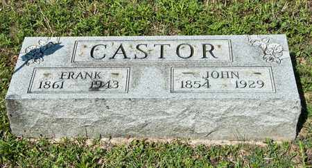 CASTOR, JOHN - Richland County, Ohio | JOHN CASTOR - Ohio Gravestone Photos