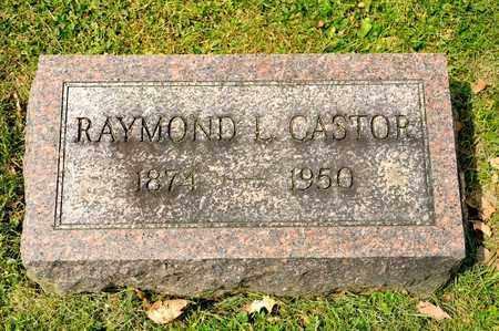 CASTOR, RAYMOND L - Richland County, Ohio | RAYMOND L CASTOR - Ohio Gravestone Photos